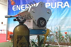 Espòito Santo, 01/09/2007 - O equipamento é apontado pelo seu criador como o novo paradigma emmotores